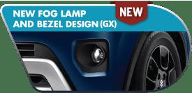 Ignis Exterior New Fog Lamp And Bezel Design
