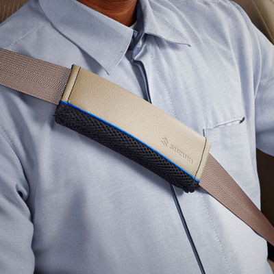 All New Ertiga seat belt pad