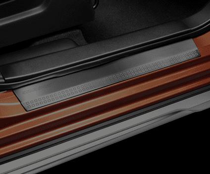 Suzuki SBM Aksesoris MUSCULAR DOOR SILL GUARD