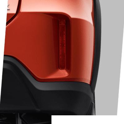 Suzuki SBM Reflector Bumper