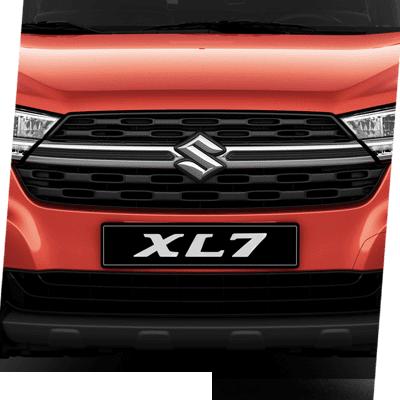 Suzuki SBM XL7 Mascular Chrome Front Grille