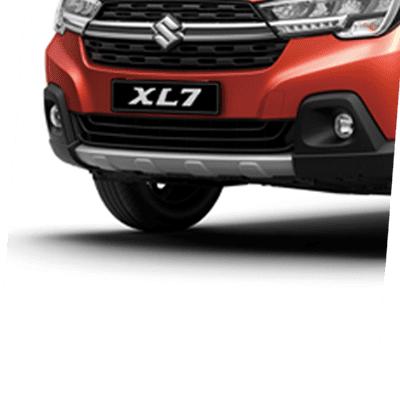 Suzuki SBM XL7 Garnish, Front Bumper lower