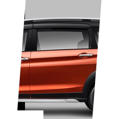 Suzuki SBM XL7 Black Out A & Pillar