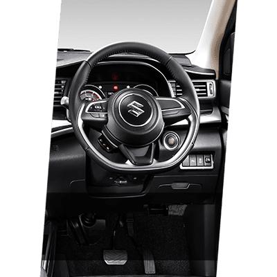 Suzuki SBM Interior Steer wheel