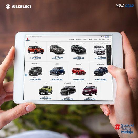 Mobil Suzuki Incaran Thumbnail Google
