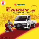 New Carry ganteng 2021 SBM suzuki