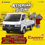 Keseruan Suzuki New Carry Pick UP SBM thumbnail google