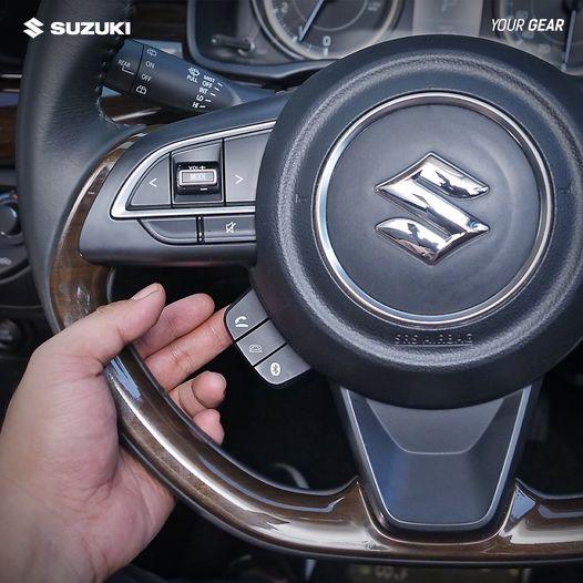 Steering Switch Audio Control All New Ertiga Suzuki SBM