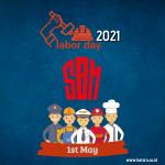 Selamat hari Buruh 2021 Suzuki SBM