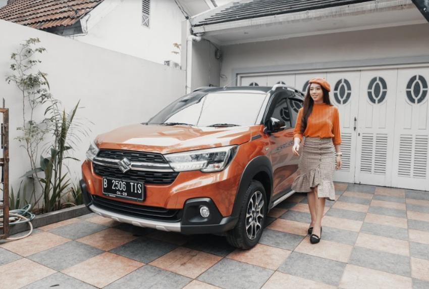 Alarm Mobil Suzuki XL7 SBM