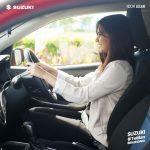 Posisi Duduk Sasat Berkendara Suzuki SBM