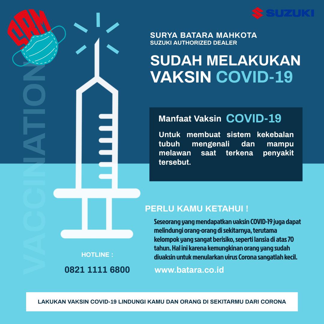 Maafaan Vaksin Covid-19