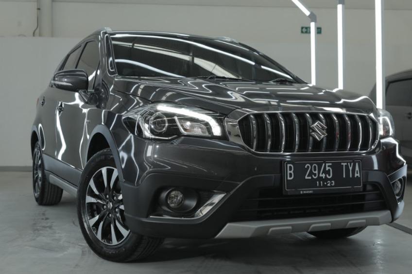 sx5_cross BPKB Hilang Suzuki SBM