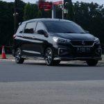 Jarak aman Suzuki SBM