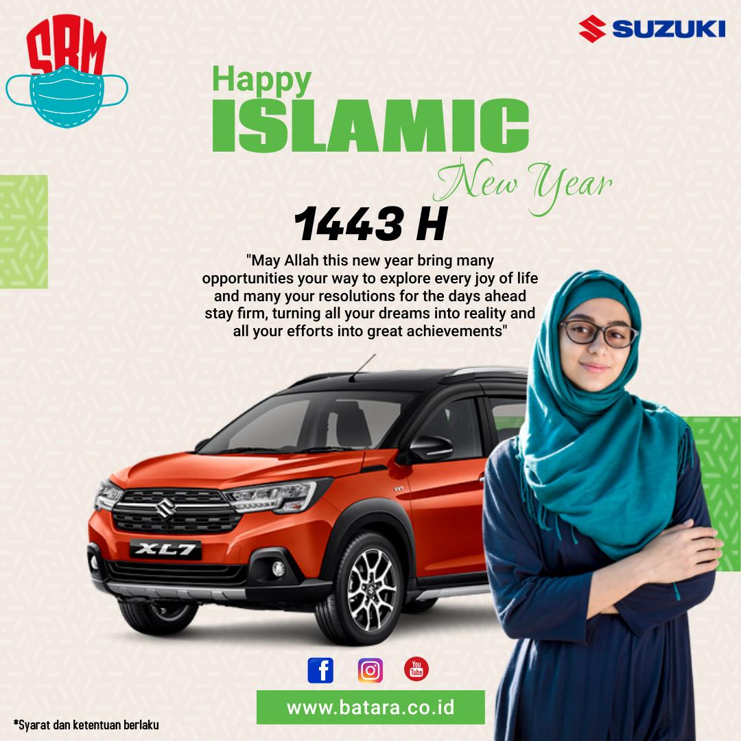 Tahun Baru Islam Suzuki SBM